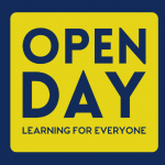 logo for Open Day - learning for everyone